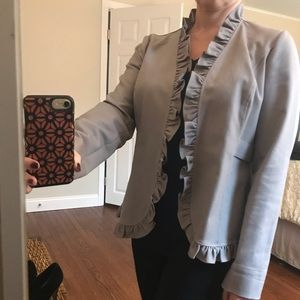 ¥ NWOT ¥ | SAKS Fifth Ave | Gray Blazer